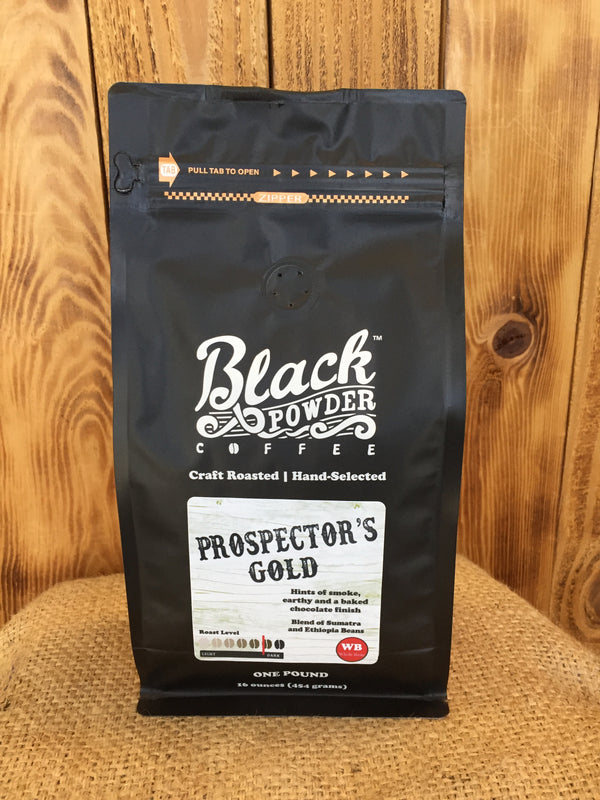 Prospector's Gold Craft Roasted Coffee