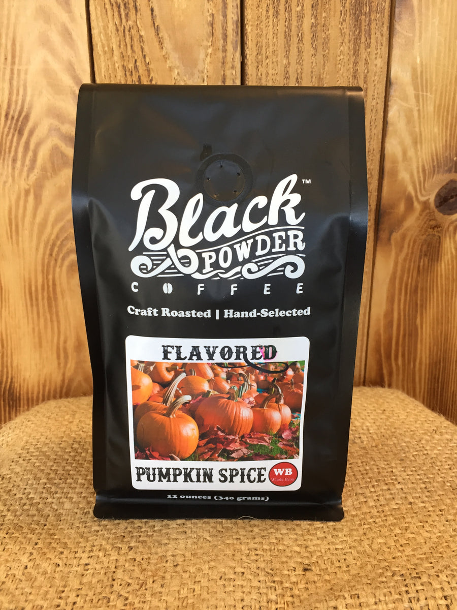 Pumpkin Spice Flavored Craft Roasted Coffee