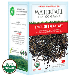 English Breakfast Tea - Organic