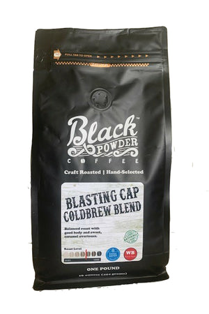 blasting cap cold brew coffee