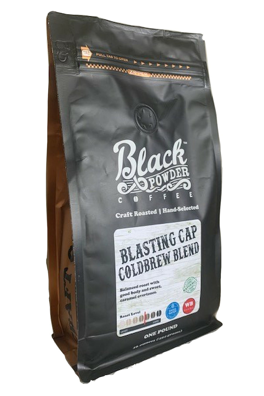 blasting cap cold brew coffee blend