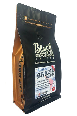 brazil natural craft roasted coffee