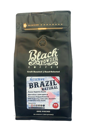 brazil natural reserve coffee