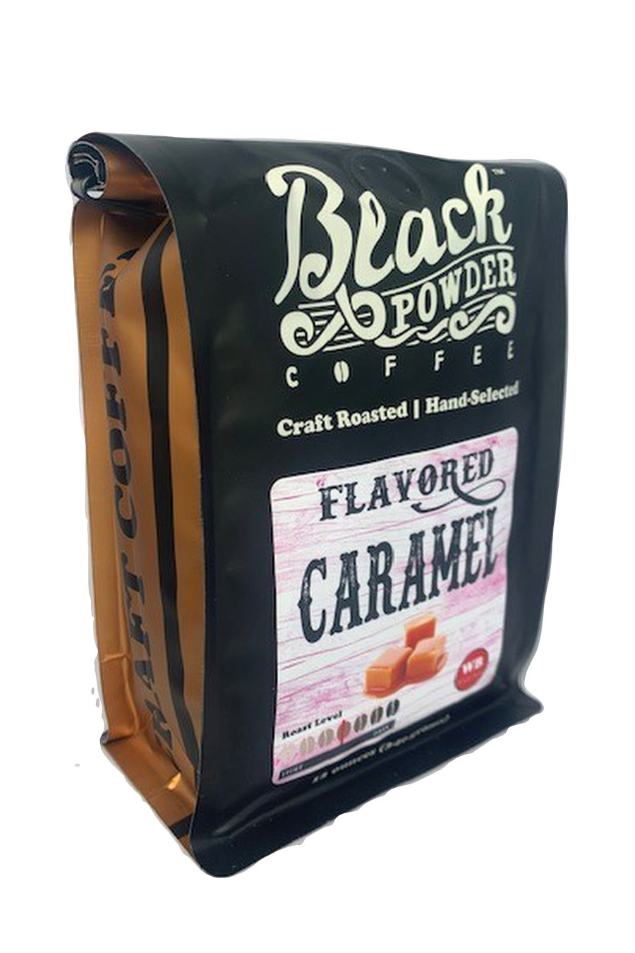 caramel flavored coffee