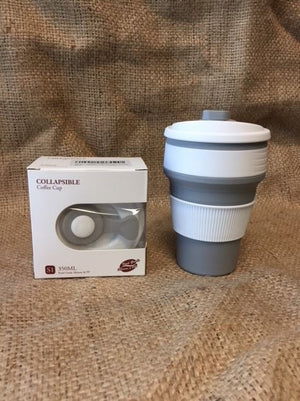 Compact Travel Coffee Cup