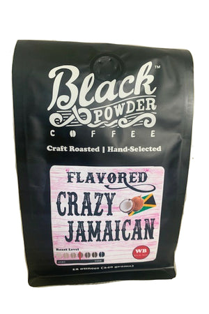 Summer Flavored Coffee Crazy Jamaican