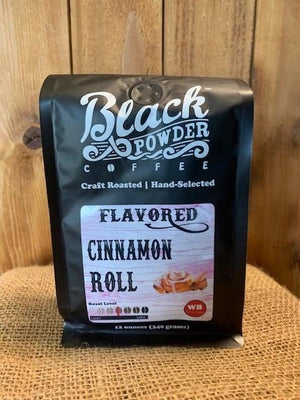Cinnamon Roll Flavored Coffee