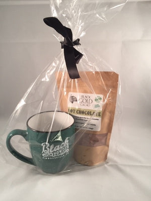 Hot Chocolate Mug Gift Package