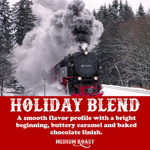 Craft Roasted Holiday Blend Coffee