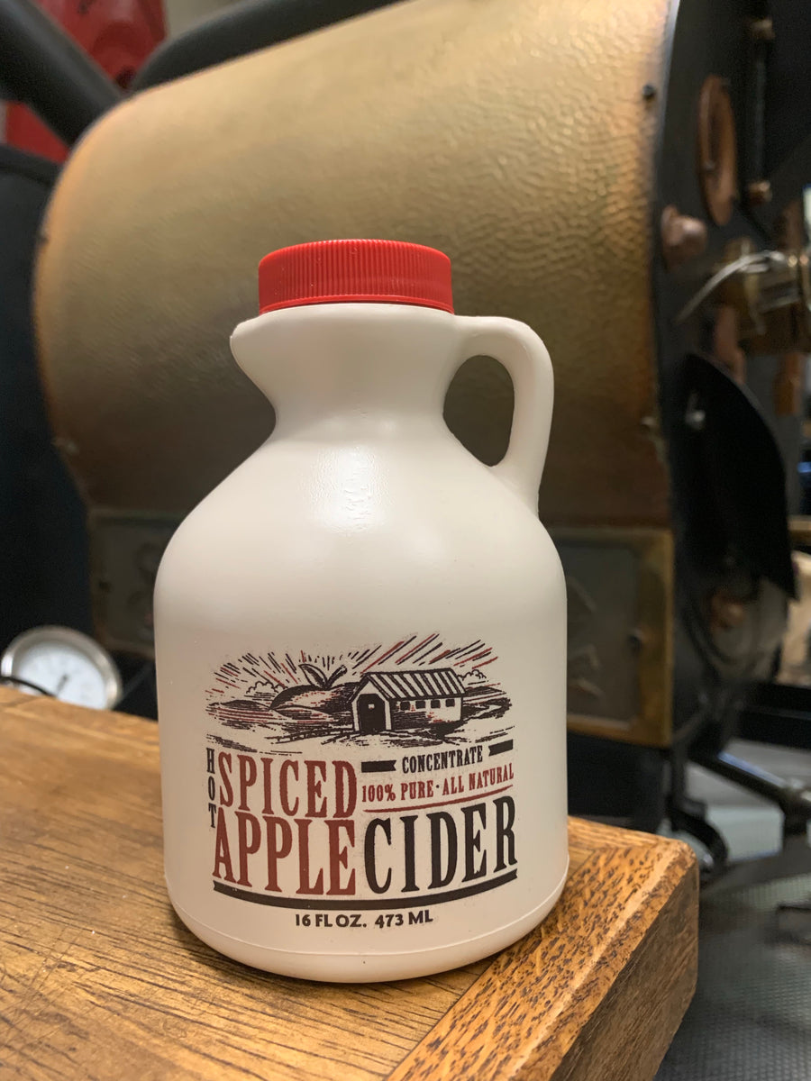 Spiced Apple Cider | 16 fl oz Concentrate