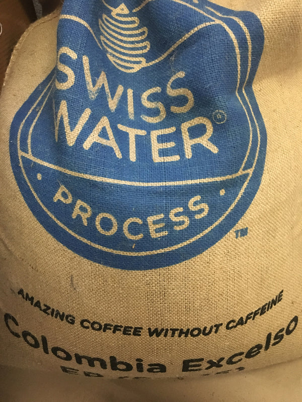 Swiss Water Process Coffee Beans