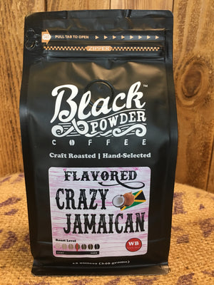 Crazy Jamaican Flavored Coffee Summer Seasonal