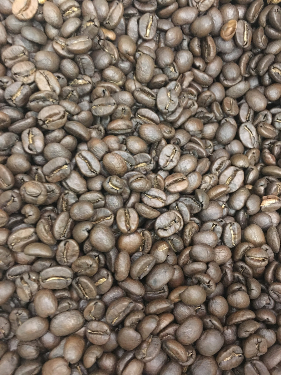 Bourbon Infused Coffee Beans