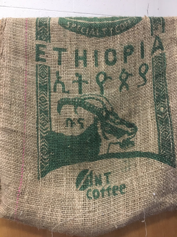 Ethiopia Jute Coffee Sack