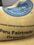 Peru Organic Decaf SWP Coffee