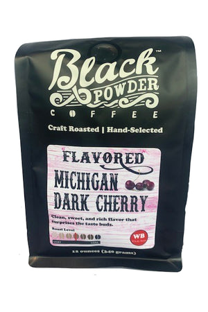 Cherry Flavored Coffee Locally Roasted