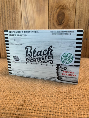 Organic One Eyed Jack Blend Coffee Pods Box of 12