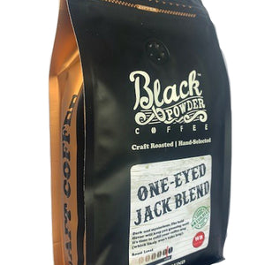 One-Eyed Jack Blend | Naturally Grown | Dark Roast Coffee