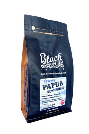 Papua New Guinea fully washed coffee