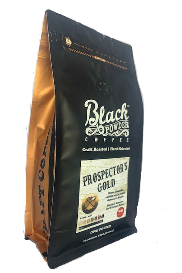 prospectors gold best selling coffee