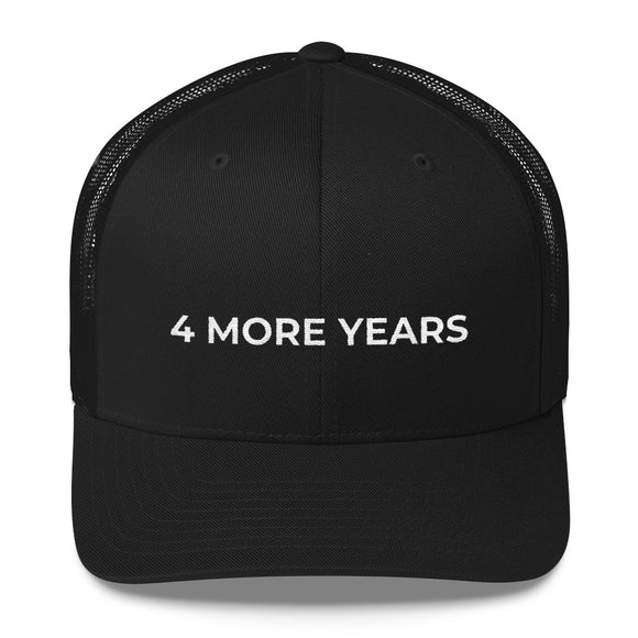 4 More Years Hat