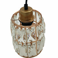 Acrylic Crystal Chandelier Style Ceiling Light Lamp Shade Pendant