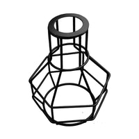 Vintage Style Lampshade Nest Industrial Light Black