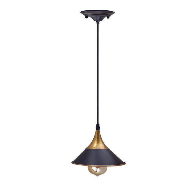 Light Fitting Ceiling Shade industrial Metal Pendant Style Hanging Lampshade