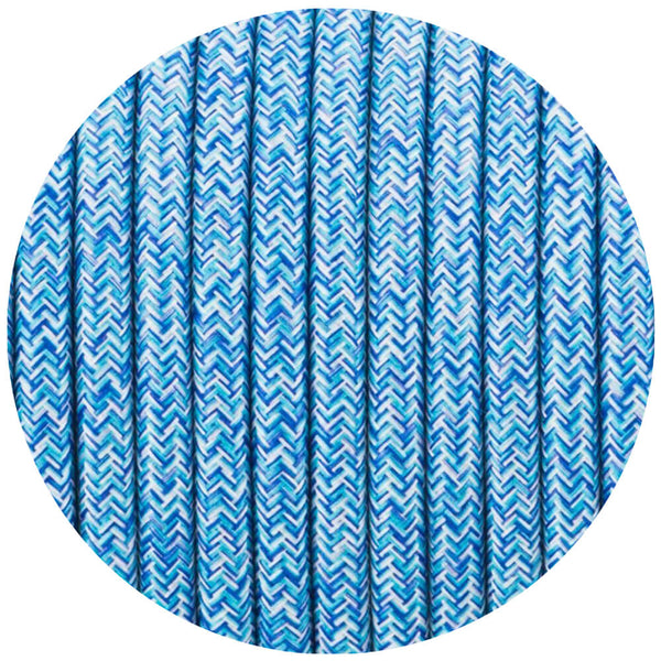 Blue-Multi-Tweed