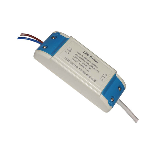 18W 280mAmp DC 39V-68V Compact Constant Current LED driver
