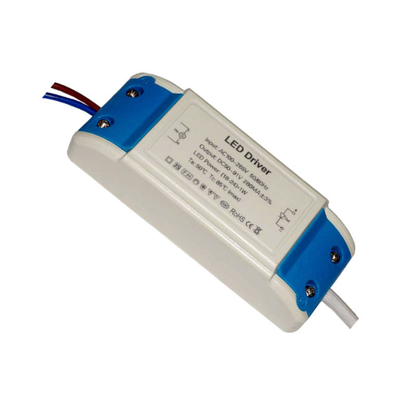 24W 280mAmp DC 50V-91V Compact Constant Current LED driver
