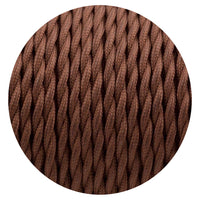 Dark Brown Cable