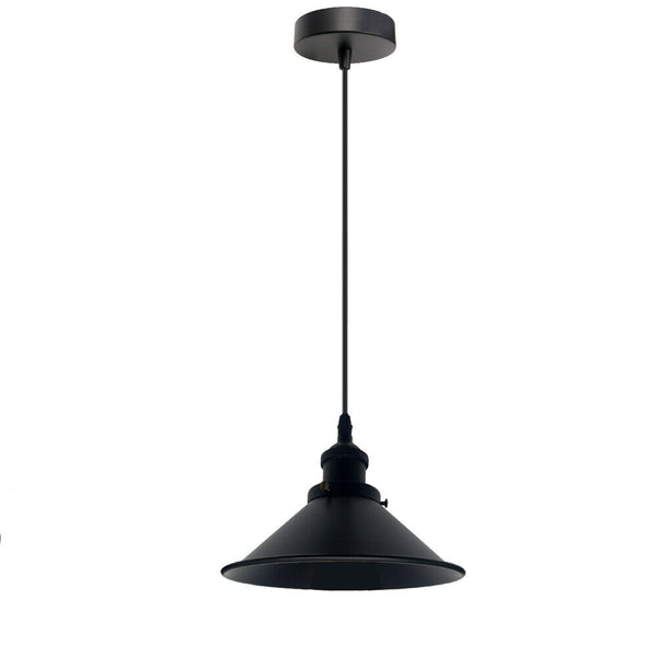 Industrial Light Shades Loft Style Metal Ceiling Pendant Lampshade