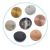 Color Conner Hole Ceiling Rose Wall Light Site Fitting