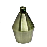 Cone Holder Green Brass (1)