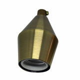 Cone Holder Green Brass (2)