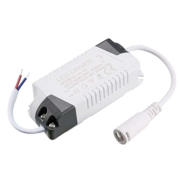 8-12W 300mA DC 25-45V Compact Constant Current LED Driver
