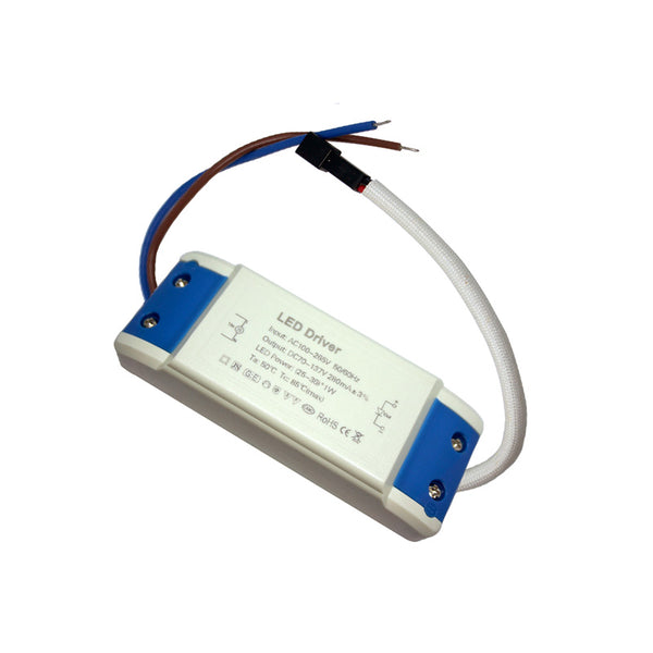 36W 280mAmp DC 70V-137V Compact Constant Current LED driver - Shop for LED lights - Transformers - Lampshades - Holders | LEDSone UK