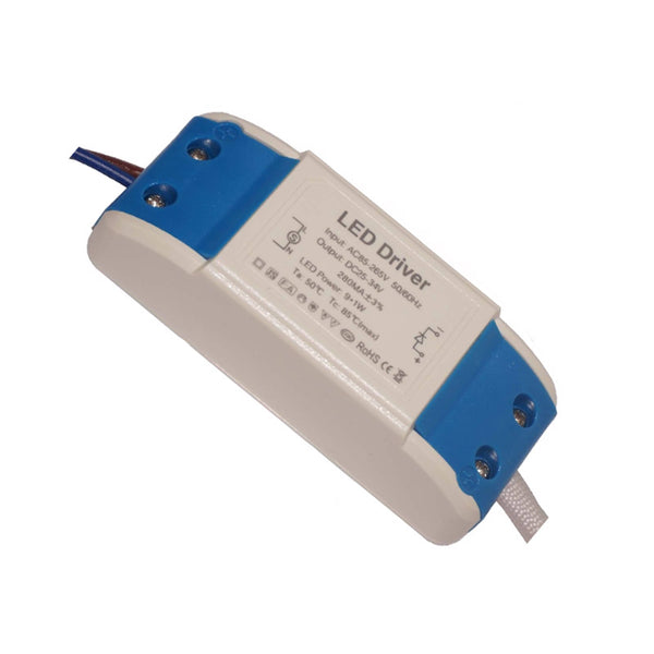 9W 280mAmp DC 25-34V Compact Constant Current LED driver - Shop for LED lights - Transformers - Lampshades - Holders | LEDSone UK