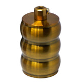 E27 holder Yellow Brass
