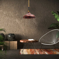 Industrial Retro Loft Style Ceiling Pendant Light Lamp Shade Rustic Lamp