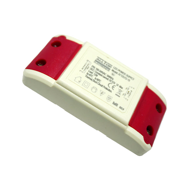12W DC12V Constant Current LED Driver Power Supply Transformer - Shop for LED lights - Transformers - Lampshades - Holders | LEDSone UK