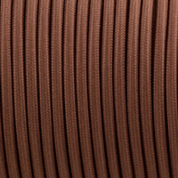 2 Core Light Brown Round Cable