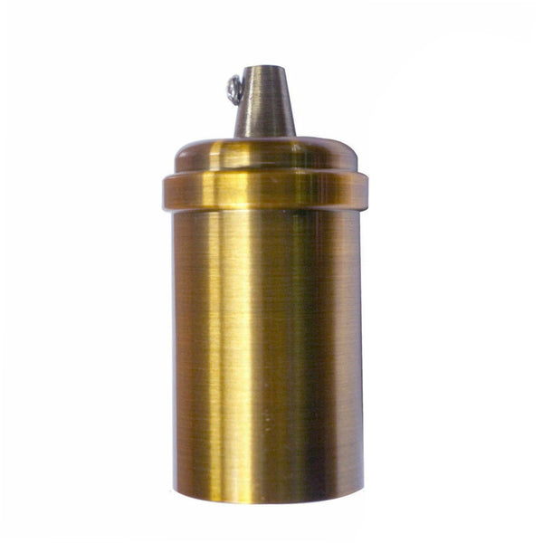 Tube Holder Yellow Brass Edison E27 Lamp holder
