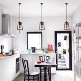 Modern Ceiling Pendant Light Fitting Wood Light Pendant Light Kit
