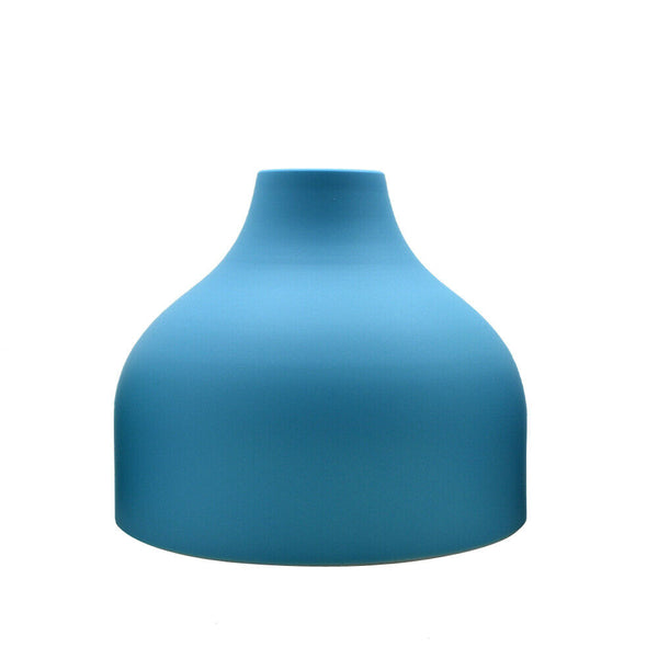 Modern Metal Blue Colour Easy Fit Lampshade