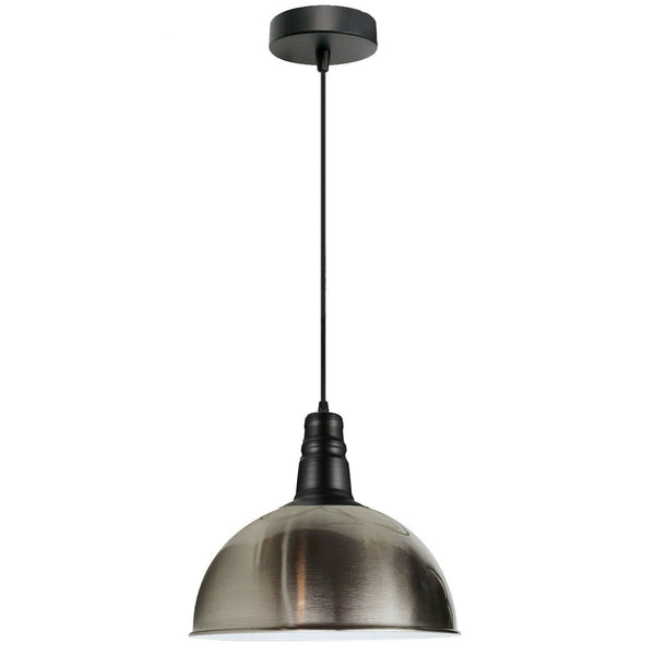 Modern Satin Nickel Pendant Lighting