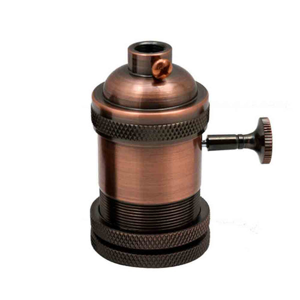 Switch-Holder-E27-Copper (2)