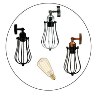 Vintage Industrial Sconce Lamps Modern Retro Wall Mounted Lights Lamp Fixture