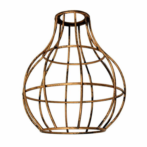 Wire Cage Lampshade (73)